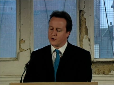 david cameron speech on social cohesion david cameron mp speech continues sot the second barrier we need to tear down is less extreme but more... - multiculturalism stock videos & royalty-free footage