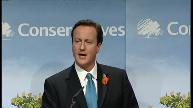 david cameron speech to candidates in his witney constituency; - in this world, the age of the hyperactive state, nothing but a lumbering, clunking... - double chance stock videos & royalty-free footage