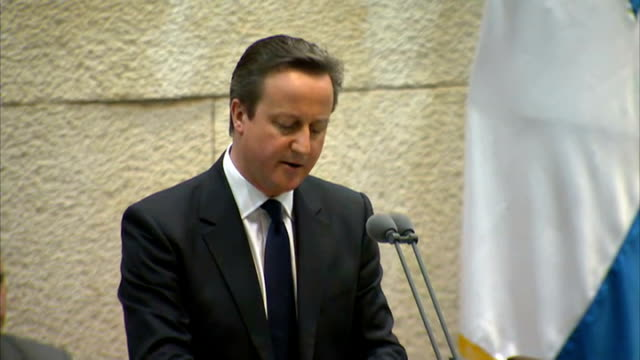 David Cameron speech to Knesset Cameron speech SOT I have stood up to protect Jewish practices too The Jewish community has been an absolute exemplar...