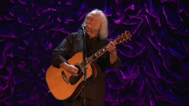 david crosby at international myeloma foundation 7th annual comedy celebration benefiting the peter boyle research fund & supporting the black swan... - peter boyle stock videos & royalty-free footage