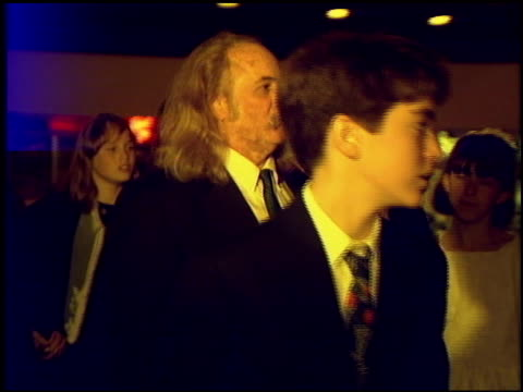 David Crosby at the 'Mary Shelley's Frankenstein' Premiere on November 1 1994