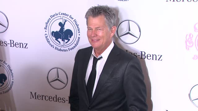 vídeos de stock e filmes b-roll de david foster and yolanda foster at the 2014 carousel of hope ball at the beverly hilton hotel on october 11 2014 in beverly hills california - the beverly hilton hotel