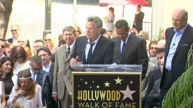 CLEAN David Foster Honored With Star On The Hollywood Walk Of Fame EVENT CAPSULE CLEAN David Foster Honored W at Hollywood Walk Of Fame on May 31...
