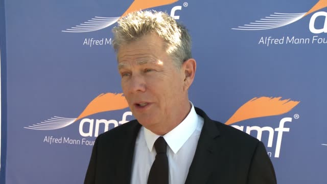 INTERVIEW David Foster on working with Andrea Bocelli the event what it means for him to be performing at Alfred Mann Foundation's An Evening Under...