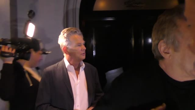 INTERVIEW David Foster talks about Janet Jackson performing at this year's Super Bowl outside Craig's Restaurant in West Hollywood in Celebrity...