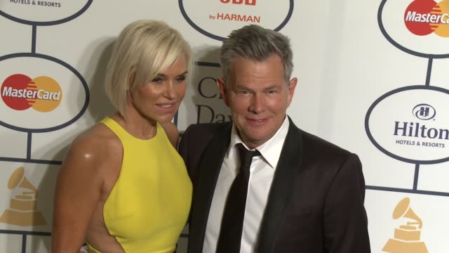 David Foster Yolanda Foster at 2014 Grammy Salute To Industry Icons Honoring Lucian Grainge in Los Angeles CA