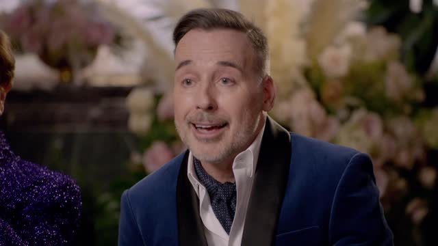 david furnish at the 29th annual elton john aids foundation academy awards viewing party on april 25, 2021. - oscar party stock videos & royalty-free footage