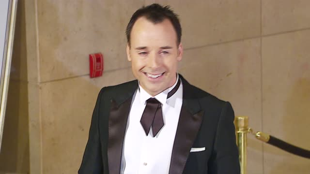 David Furnish at the MercedesBenz Presents the 17th Carousel of Hope Ball at the Beverly Hilton in Beverly Hills California on October 29 2006