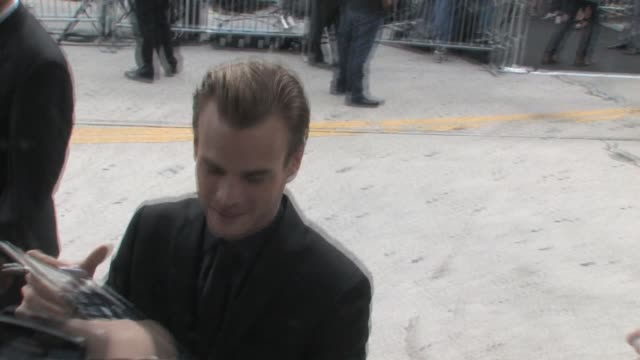 David Gallagher at the premiere of 'Super 8' in Westwood on 6/8/2011