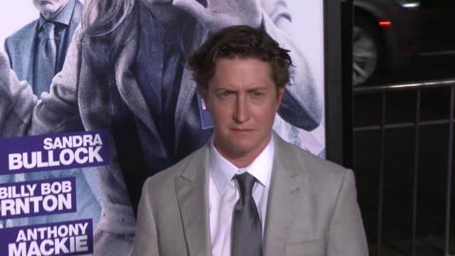 David Gordon Green at the Our Brand Is Crisis Los Angeles Premiere at TCL Chinese Theatre on October 26 2015 in Hollywood California