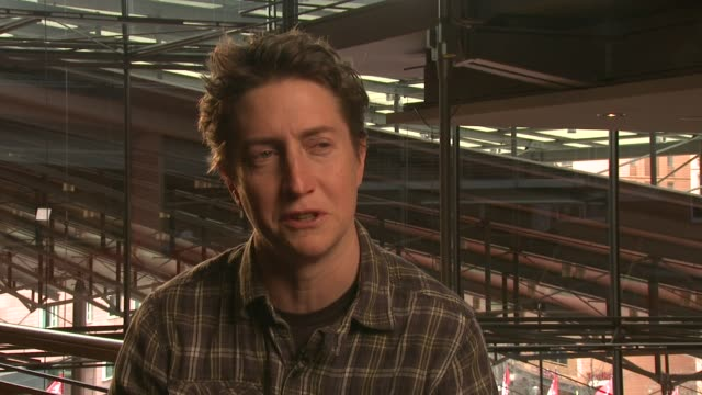 INTERVIEW David Gordon Green on the location of the shoot on the crew on the wilderness and on the experience of making his film at 'Prince...