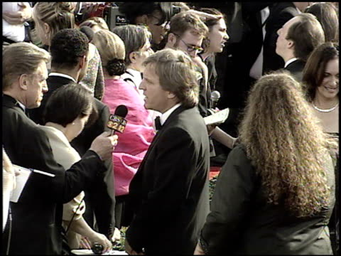 david h franzoni at the 2001 academy awards at the shrine auditorium in los angeles california on march 25 2001 - 73rd annual academy awards stock videos & royalty-free footage