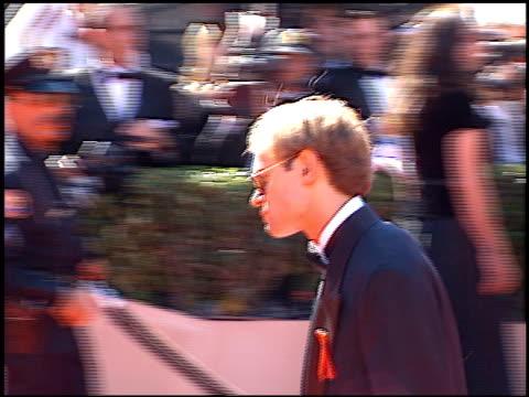 David Hyde Pierce at the 1996 Emmy arrivals at the Pasadena Civic Auditorium in Pasadena California on September 8 1996