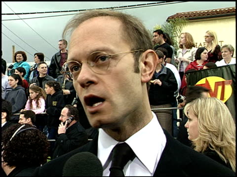 stockvideo's en b-roll-footage met david hyde pierce at the 2001 screen actors guild sag awards arrivals at the shrine auditorium in los angeles california on march 11 2001 - screen actors guild awards