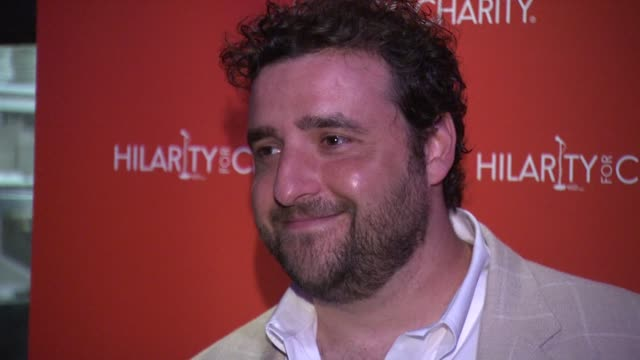 David Krumholtz at Hilarity For Charity at Highline Ballroom on June 29 2016 in New York City