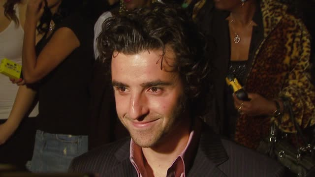 David Krumholtz at the 8th Annual Family Television Awards at the Beverly Hilton in Beverly Hills California on November 29 2006