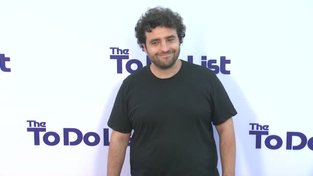 David Krumholtz at 'The To Do List' Premiere on7/23/13 in Los Angeles CA