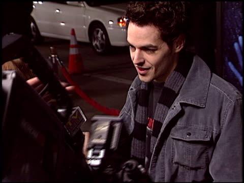 david lago at the 'gothika' premiere on november 13 2003 - lago stock videos & royalty-free footage