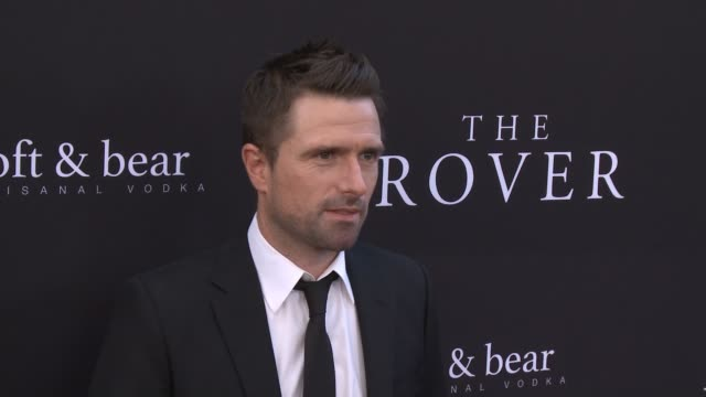 david michod at the rover los angeles premiere at regency bruin theatre on june 12 2014 in los angeles california - regency style stock videos and b-roll footage