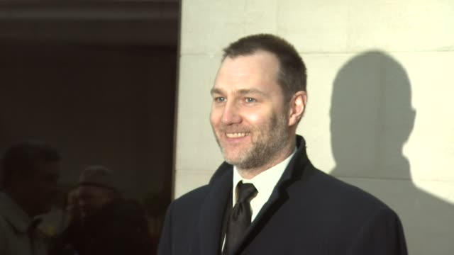 David Morrissey at the Laurence Olivier Awards 2009 at London
