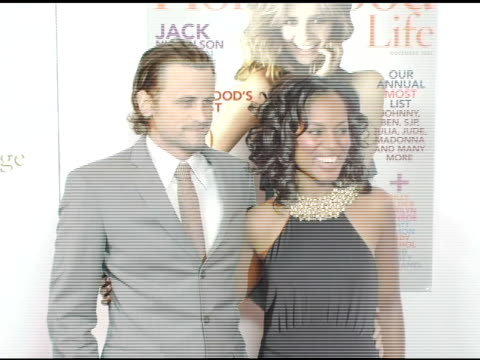 vidéos et rushes de david moscow and kerry washington at the hollywood life magazine's breakthrough of the year awards at the henry fonda theatre in hollywood,... - henry fonda theatre