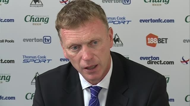 David Moyes disappointed with teams display in their season opener at home to QPR ISNTV Premier League Post Match Reviews Week 2 Everton 01 QPR post...