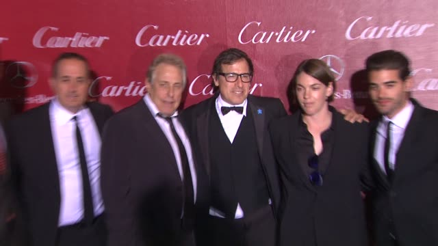 david o. russell at the 25th annual palm springs international film festival awards gala presented by cartier in palm springs, ca on 1/04/14 - cartier stock videos & royalty-free footage