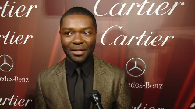 INTERVIEW – David Oyelowo on receiving the Breakthrough Performance Award what makes this film festival different from the others what it means to...