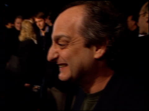 david paymer at the 'payback' premiere at paramount studios in hollywood california on january 28 1999 - paramount studios stock videos and b-roll footage