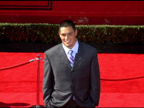 david pollack at the 13th annual espy awards arrivals at the kodak theatre in hollywood, california on july 13, 2005. - espy awards stock videos & royalty-free footage