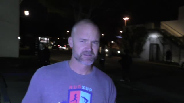 david ross talks about winning the world series with the cubs & the fans in chicago at the grove in hollywood - celebrity sightings on march 20, 2017... - the grove los angeles stock videos & royalty-free footage