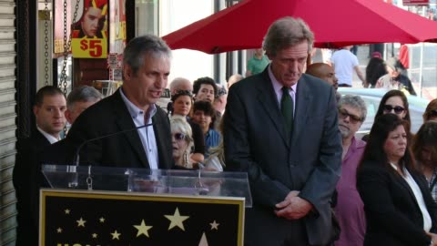 david shore at hugh laurie honored with star on the hollywood walk of fame on october 25, 2016 in hollywood, california. - hugh laurie stock videos & royalty-free footage