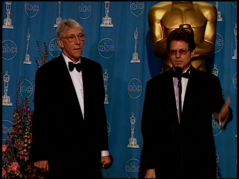 david sonnenberg at the 1997 academy awards governor's ball at the shrine auditorium in los angeles california on march 24 1997 - 69th annual academy awards stock videos and b-roll footage