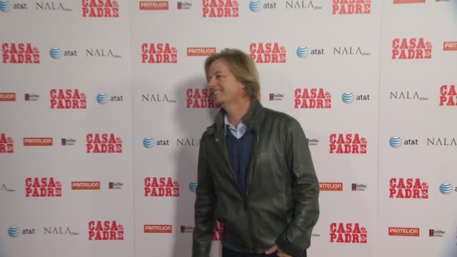 david spade at casa de mi padre los angeles premiere on 3/14/12 in los angeles ca - padre stock videos & royalty-free footage