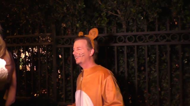 David Spade at the Casamigos Tequila 'Dia De Los Muertos' Halloween party in Beverly Hills at Celebrity Sightings in Los Angeles on October 30 2015...