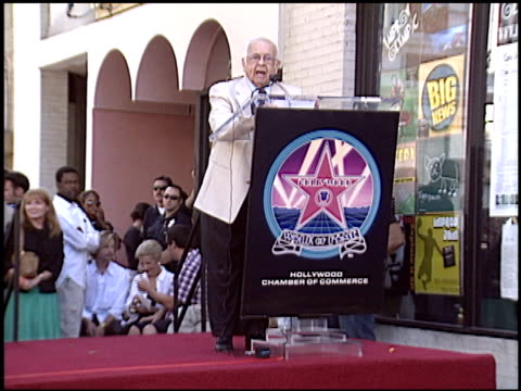 David Spade at the Dediction of Chris Farley's Walk of Fame Star at the Hollywood Walk of Fame in Hollywood California on August 26 2005