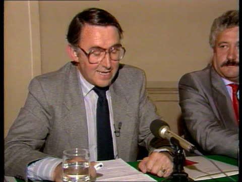 stockvideo's en b-roll-footage met david steel stands as euro mp; also available: nat: as nao: - david steel politiek