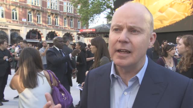interview david yates on why the public should see the film converting the film to 3d highlighting the destruction of the environment in the film... - tarzan named work stock videos & royalty-free footage