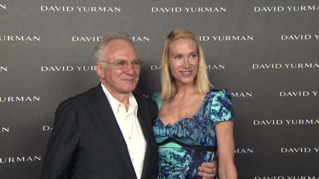 david yurman, kelly lynch at david yurman & p.s. arts celebrate the opening of david yurman's beverly hills flagship boutique on 5/10/12 in beverly... - kelly lynch stock videos & royalty-free footage