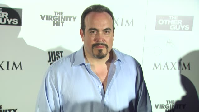 David Zayas at the Maxim Ubisoft And Sony Pictures Celebrate The Cast Of 'The Other Guys' at San Diego CA
