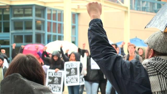 Davis Students Protest DA's Decision During Sitin on Campus