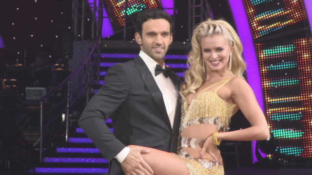 Davood Ghadami Nadiya Bychkova at 'Strictly Come Dancing' The Live Tour at Arena Birmingham on January 18 2018 in Birmingham England