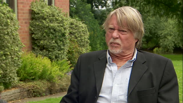 """dawn ashworth's uncle philip musson saying he is """"worried about the message it sends"""" after murderer colin pitchfork was granted parole - """"bbc news"""" stock videos & royalty-free footage"""