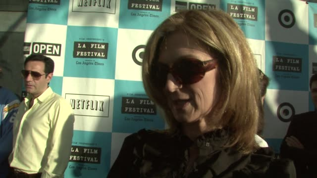 Dawn Hudson at the LAFF Awards Night Honors Don Cheadle at Westwood CA