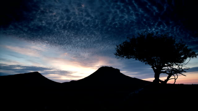 dawn time lapse - the karoo stock videos & royalty-free footage