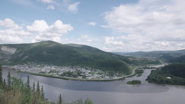 WS of Dawson City