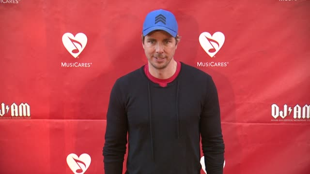 Dax Shepard at 2014 10th Annual MusiCares MAP Fund Benefit Concert Arrivals at Club Nokia on May 12 2014 in Los Angeles California
