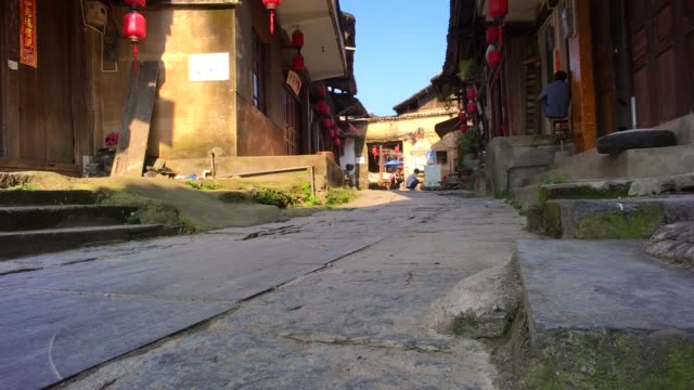 Daxu Altstadt in Guilin, China