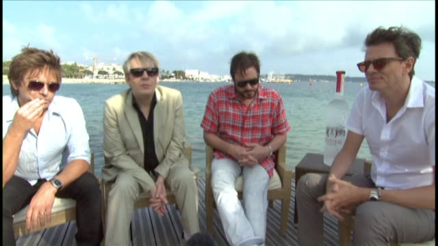 day 5 highlights capsule 64th cannes film festival cannes france 5/15/11 - international cannes film festival stock videos & royalty-free footage