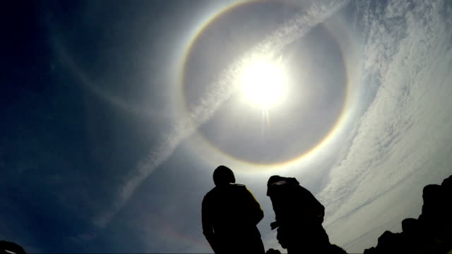 day halo - halo stock videos and b-roll footage